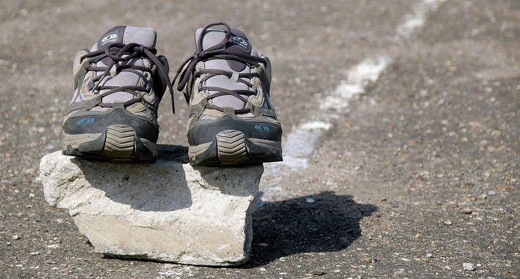 בחירת נעלי ריצה בצורה נכונה