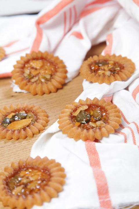 מתכון חגיגי לעוגיות רומיאס
