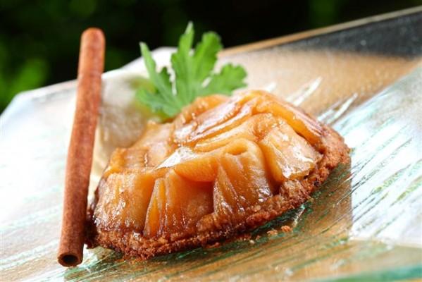מתכון להכנת טארט תפוחים (חלבי)