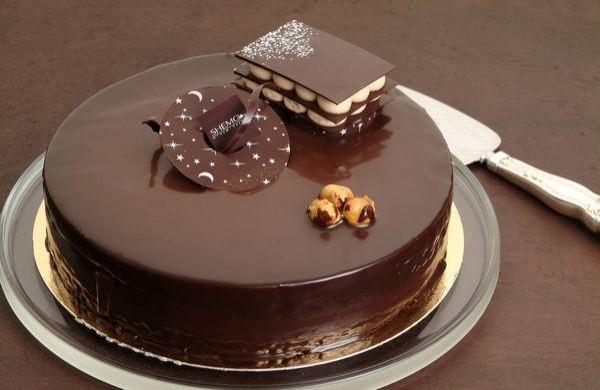 מוס שוקולד קרמל