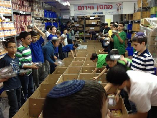 התנדבות בישראל
