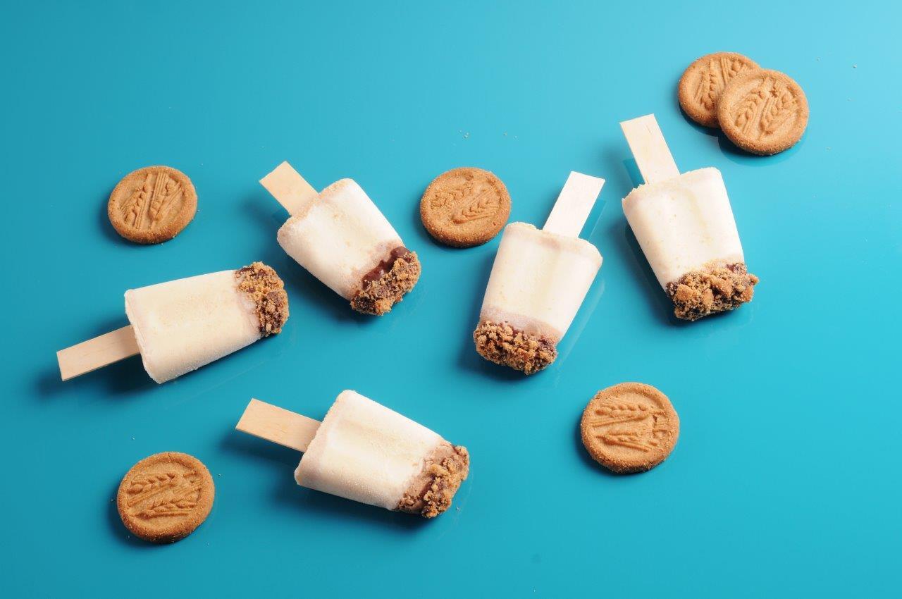 מתכון מרענן לקיץ: ארטיק חלב עוגיות ביתי
