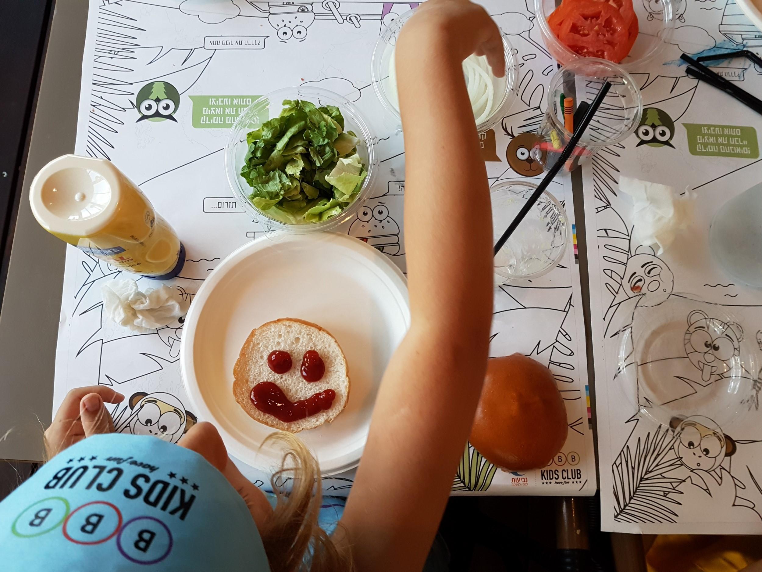 סדנאות שף מבית BBB לילדים בחופש הגדול  – כל הרווחים מהסדנה הינם קודש לעמותת גדולים מהחיים !