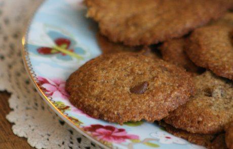 מתכון עוגיות שוקולד צ'יפס כשרות לפסח