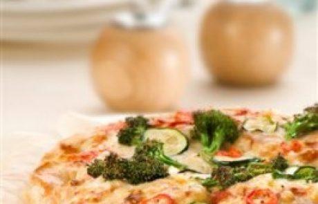מתכון בוידאו להכנת פיצה פוקצ'ה
