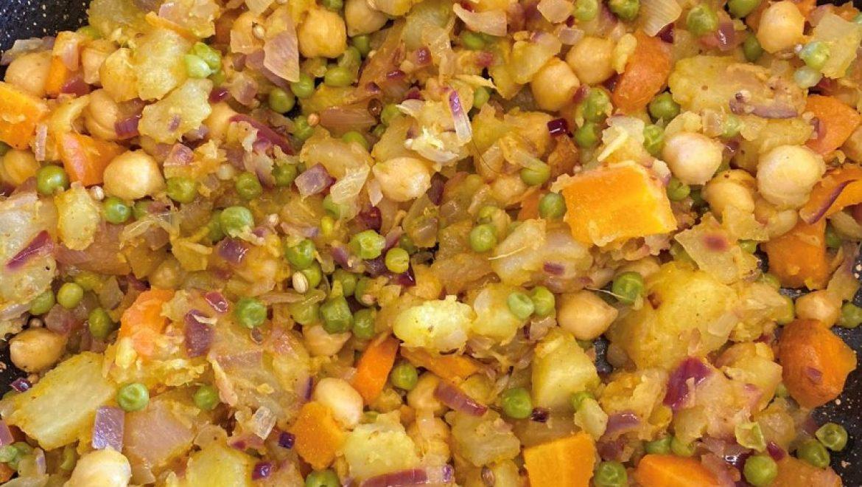 מתכון לחג הפסח: סמוסה הודית ללא גלוטן