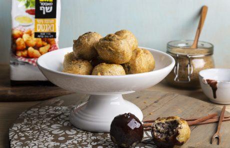 עוגיות שוקוצ'יפס מטוגנות