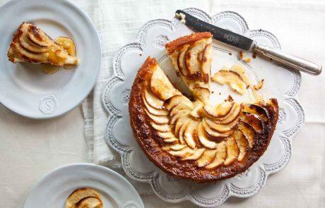 מתכון לראש השנה: עוגת תפוח בדבש