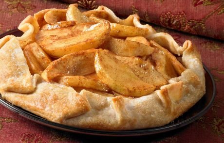 עוגת פאי תפוחים