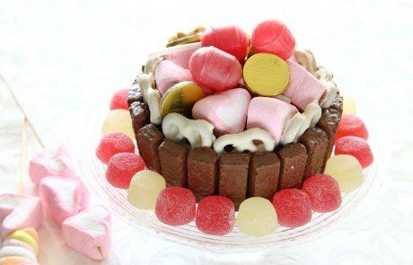 מתכון מפנק – לעוגת שוקולד חגיגית וצבעונית