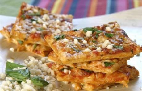 מתכון להכנת פיצה ביתית מהירה