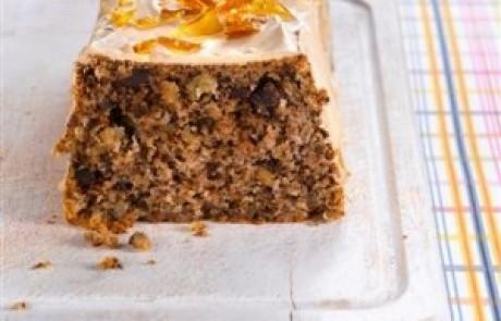 מתכון לפסח: עוגת אספרסו קרמל