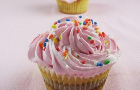 מתכון: קאפ קייק קצפת וסוכריות