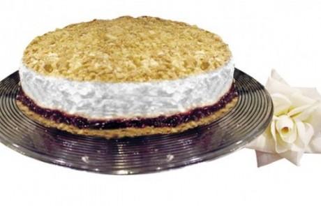מתכון לשבועות: עוגת גבינה קרה