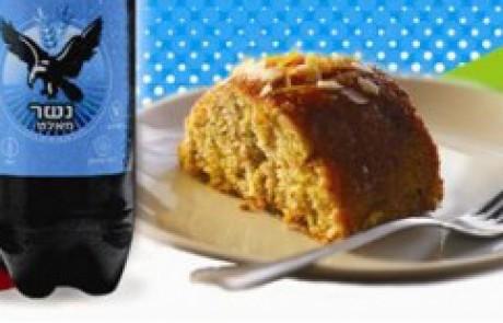 מתכון לראש השנה: עוגת דבש ובירה שחורה