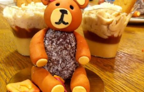 מתכון מתוק לפורים: כדורי דובי שוקולד