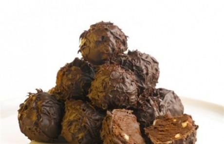 מתכון כדורי שוקולד כשרים לפסח