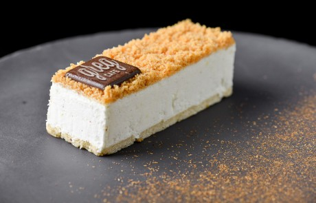 קינוח לחג השבועות: עוגת גבינה לוטוס