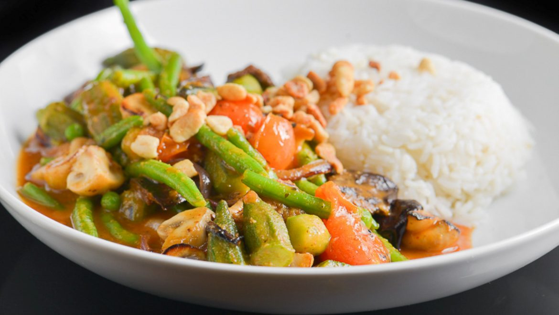 מתכון קדרת ירקות בקארי