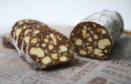 מתכון לרולדת שוקולד חלוה