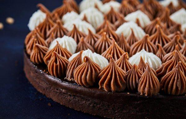 טארט שוקולד