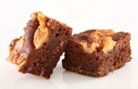 בראוניס שוקולד – כשר לפסח של מיקי שמו