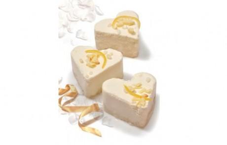 מתכון מתוק: לבבות מוס שוקולד לבן