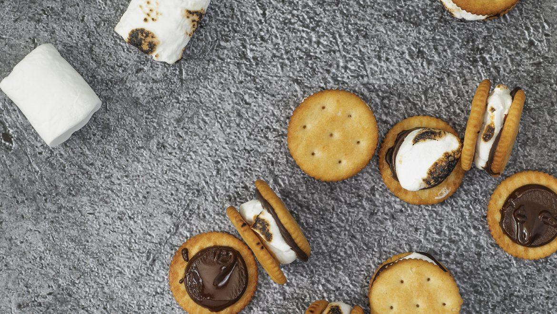 נטוניוז משתפת מתכון מפנק לחורף- סמורס מרשמלו 🍪🍡🍪