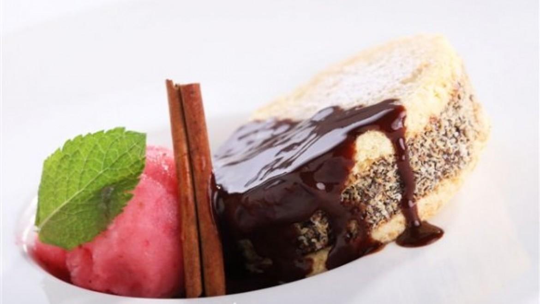 מתכון לעוגיית אלפחורס במילוי מרקיז שוקולד ושברי פקאן