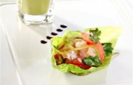 מתכון לסעודה מפסקת: מרק מלפפונים קר