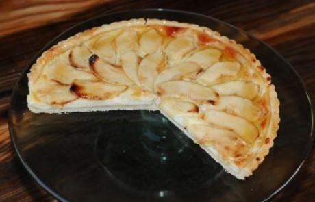 מתכון עוגה לראש השנה: טרט ריקוטה תפוחים ודבש