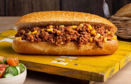 כריך הסלופי ג׳ו – כריך בשר טחון אמריקאי